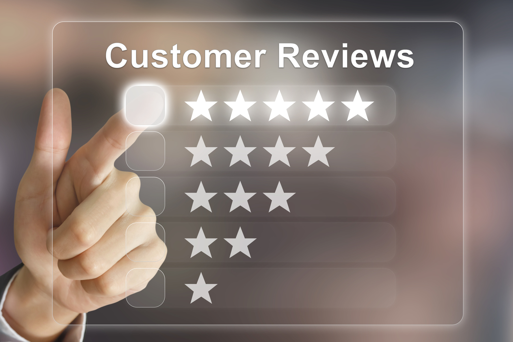 5 Steps to Increased Customer Service Reviews